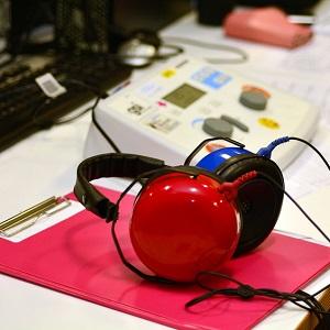 Hearing test equipment hobart
